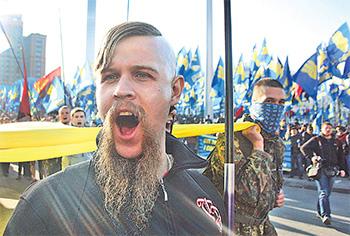 Исход, или Хроники ненависти по-киевски