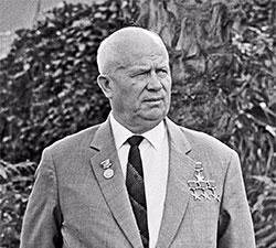 Вся власть Хрущёву