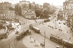 Наум Грановский. Красные Ворота. 1932 год
