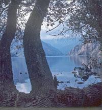 Озеро Сары-Челек;   РИА «Новости»