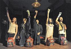 «Гамлет»: представление начинается