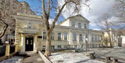 Дом в Большом Лёвшинском переулке, где Белинский жил в 1834 году