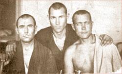 В Тбилисском госпитале, 1942 год (справа – герой очерка)