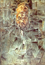 «Портрет Амбруаза Воллара». 1915 год;   © Succession Picasso 2010, © RMN