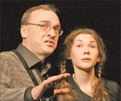 Станислав Москвин (Врач), Елена Тополь (Дора)