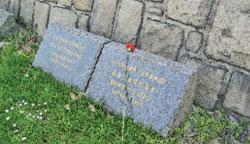 Мемориальный комплекс «Славин». Здесь покоится около 7000 рядовых и командиров Красной армии, погибших во время Братиславско-Брновской операции 1945 года; Фото автора