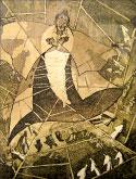 А. Вахненко. «Шинель»; Фото автора