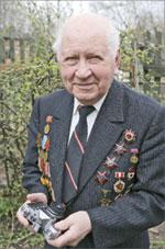 Михаил Яковлевич в Подмосковье. 2010 год;   Евгений ФЕДОРОВСКИЙ