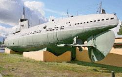 Мемориальный комплекс подводной лодки Д-2 («Народоволец») в Санкт-Петербурге