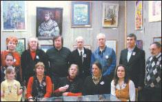 Педагоги, ученики и выпускники студии «Пойманный ветер»;   Фото автора