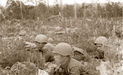 Выборгско-Петрозаводская стратегическая наступательная операция. 1944 год