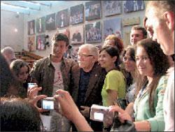 Творческая встреча с Арменом Джигарханяном