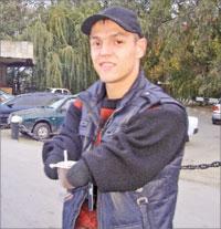 Александр Марченко;  Фото автора