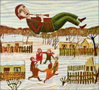 Илья Ермаков. Весной