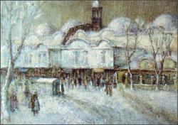 Тодор ТЕРЗИЕВ. Зима