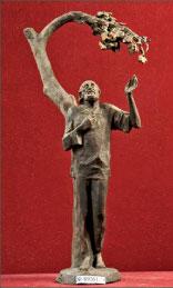 Ю. Устинов (Березники). Проект памятника поэту Алексею Решетову
