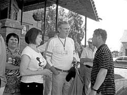 Г. Евдокимова, А. Михайлов и С. Каргашин