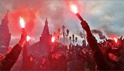 Та самая Манежная площадь...; РИА «Новости»