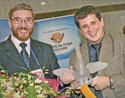 Победители конкурса учитель года–2010