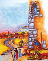 Такой видит древнюю Персию