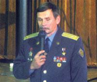 Герой России Вячеслав Бочаров – человек, который всегда на передовой; Андрей КОЛПАКОВ