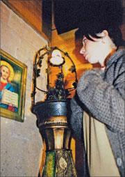 Анна Баландина (Искра)
