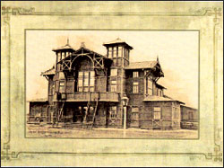 Театр Коломенского машиностроительного завода, начало XX века