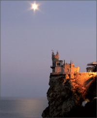 Крым. Ласточкино гнездо; ИТАР-ТАСС