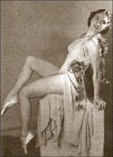 Ксения Триполитова. 1937 год; Из книги Александра Васильева «Маленькая балерина»