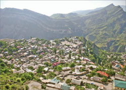 Дагестан. Село Гуниб; РИА «Новости»