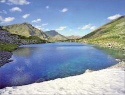 Озеро Семицветное. Вечер; Фото автора