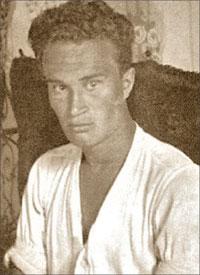 Павел Васильев, 1930-е годы. Фотография найдена С.Е. Черных; публикуется впервые